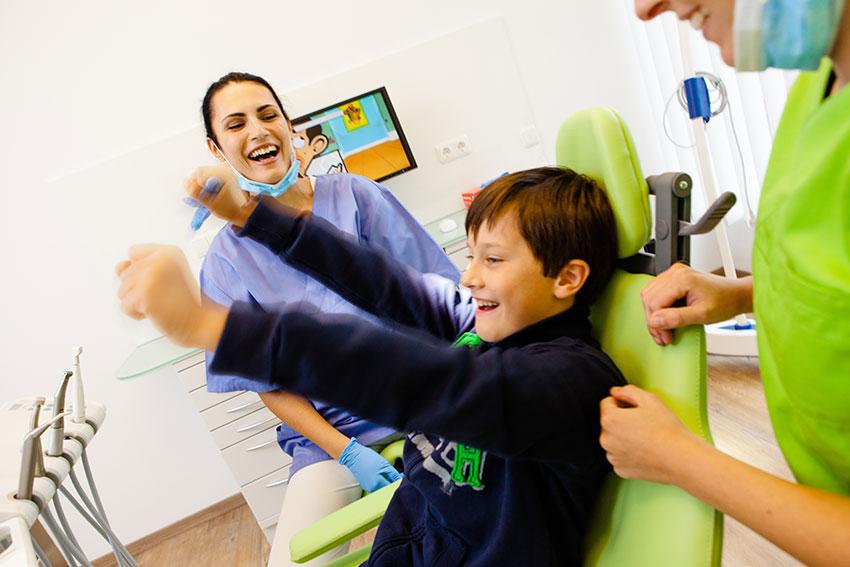 Zahnarzt Imberg - Kieferorthopädie