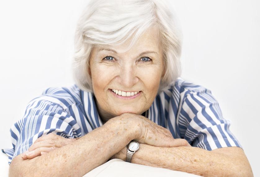 Fest zubeißen bis ins hohe Alter